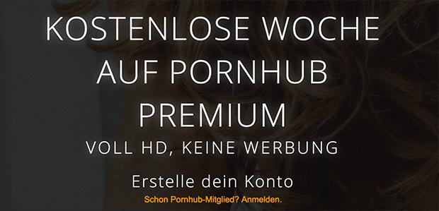 PornHub-Premium ist eines der besten Premium-Pornoseiten im Internet