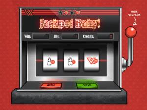 Die Visit-X Slotmaschine