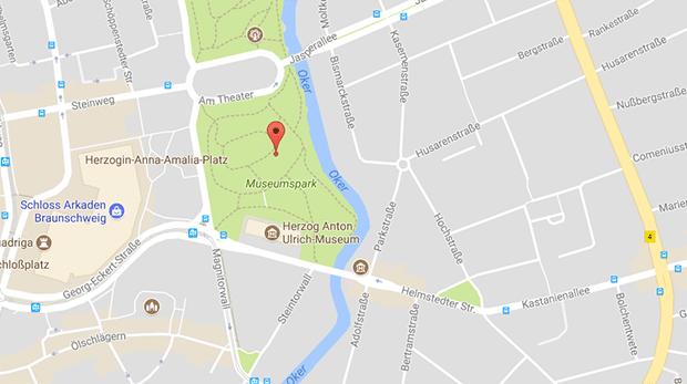 Gay Cruising in Braunschweig im Museumspark
