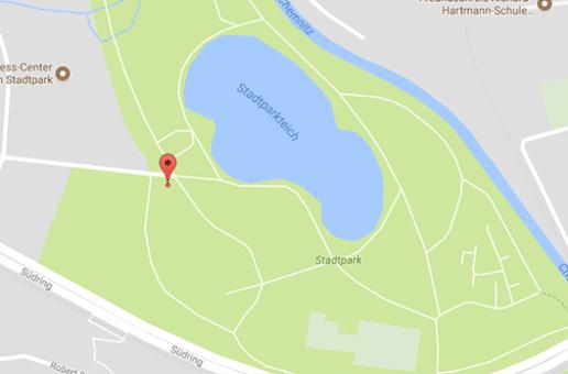 Gay Cruising Chemnitz im Stadtpark von Chemnitz