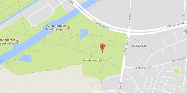 Gay Cruising Gelsenkirchen im Nordsternpark