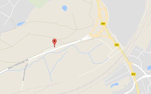 In einem kleinen Waldgebiet auf der B4 findest du Gay Cruising in Kiel und Gay Sex