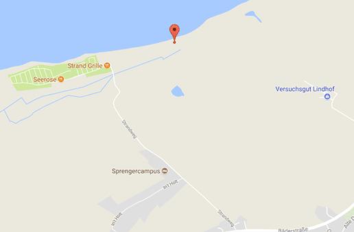 Gay Beach Lindhöft: Gay Cruising am Strand in der Nähe von Kiel