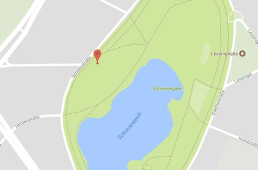 Gay Cruising Area in Kiel: Der bekannte und beliebte Schrevenpark