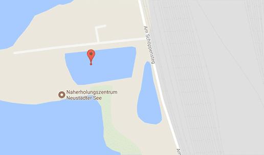 Am Neustädter See in Magdeburg findest du auch Gay Cruising und Gay Sex