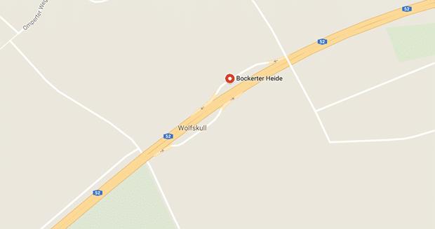 Gay Cruising Mönchengladbach auf dem Rastplatz Bockerter Heide