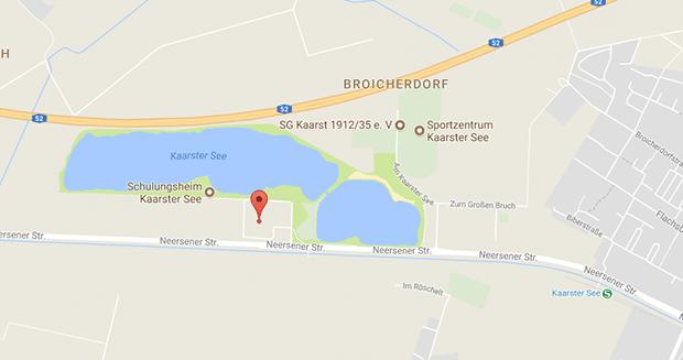 Am Kaarstener See findet man auch Gay Cruising und Gay Sex in Mönchengladbach