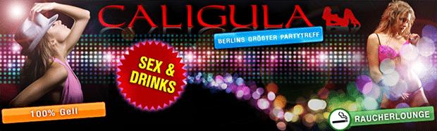 Der Pauschalclub Caligula in Berlin ist bekannt und beliebt