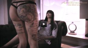 Micaela Schäfer & Roxxy X: Erotischer Lesbenporno veröffentlicht