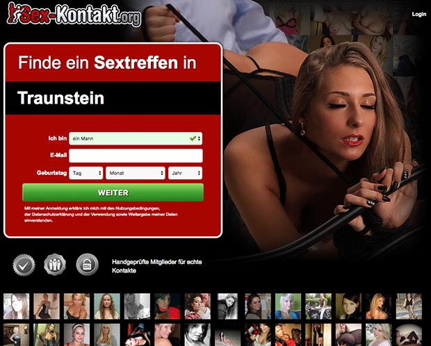Sex-Kontakt.org ist das beste Sexportal für Sexkontakte