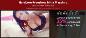 Free-Shows, Gutscheine & mehr Erotik im 777Livecams-Adventskalender