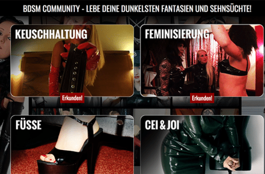 BDSM Chat bei Big7