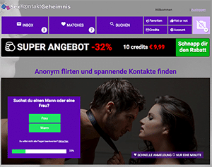 SexKontaktGeheimnis.com