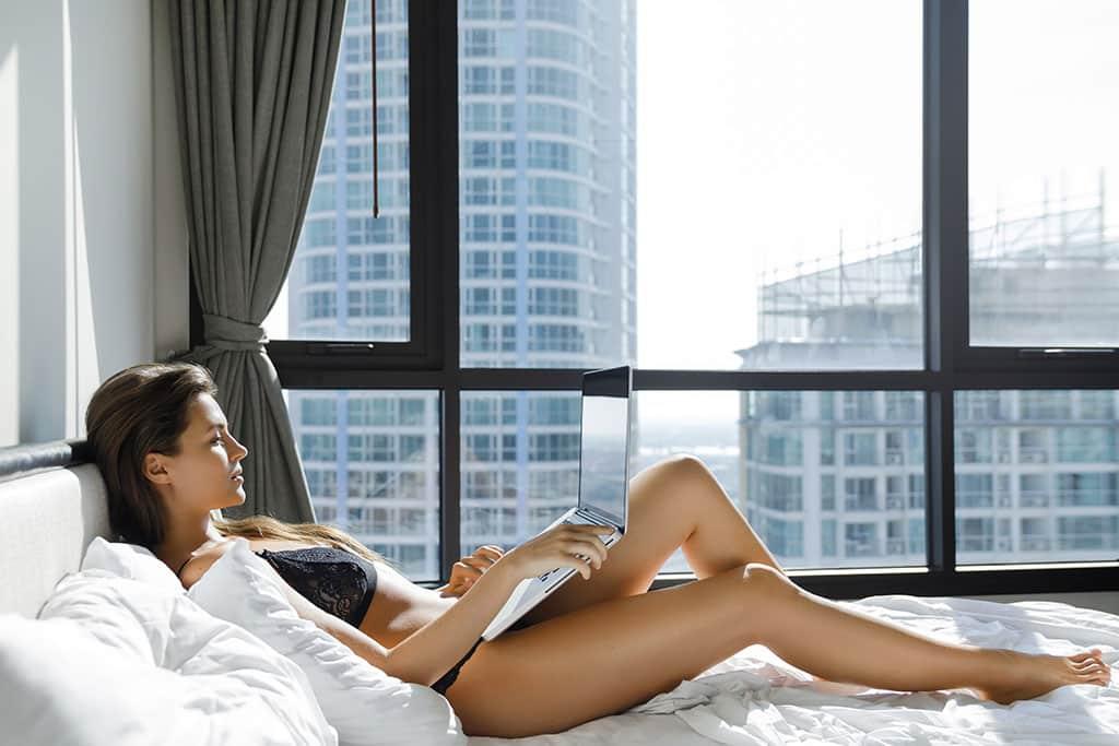 Ist es möglich ohne Registrierung erotisch zu chatten?